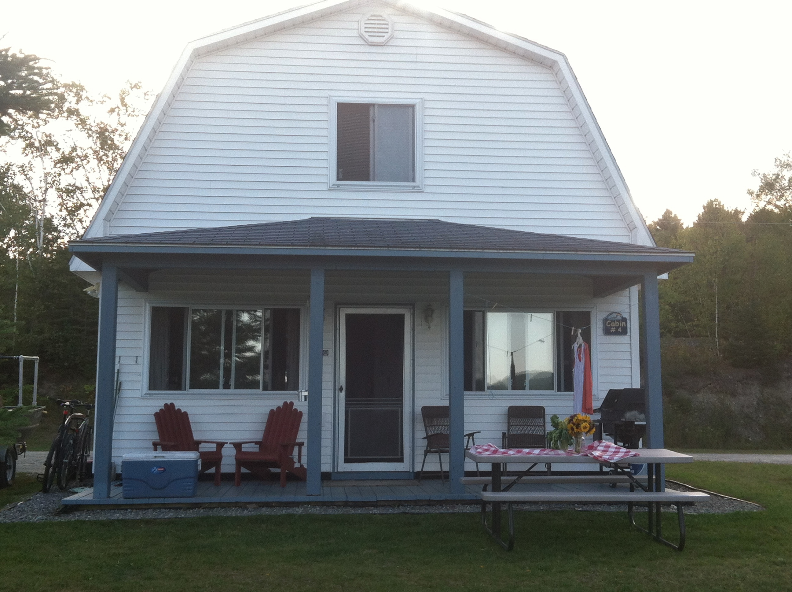 lodging fishing fly maine camp cottages rangeley me lakewood cottage in camps